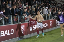 Metz - Nancy, les photos du derby