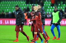 Metz - Saint-Etienne, les photos du match