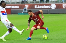 Metz - Lyon, les photos du match