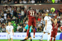 Metz - Caen, les photos du match